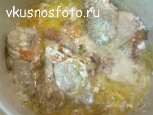 курица в сметане рецепт