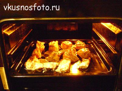 как приготовить рёбрышки в духовке