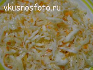 приготовление квашенной капусты