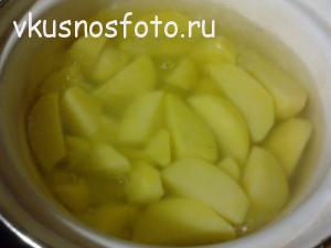 как приготовить вареники с картошкой