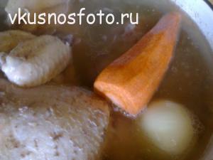 холодец рецепт с фото