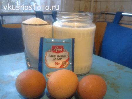 молочное мороженое в домашних условиях