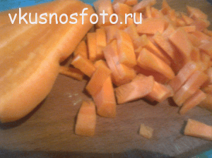картошка тушеная со свининой
