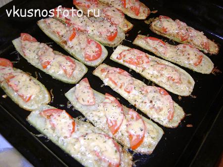 вкусный рецепт из кабачков