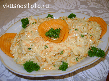 salat-iz-daykona-s-morkovyu