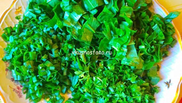 Как сварить зелёный борщ