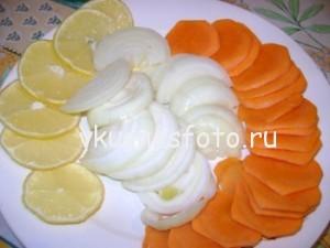 рецепт запеченной скумбрии