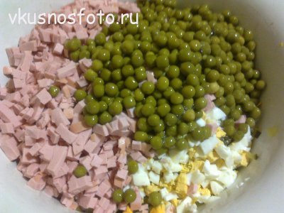 как сделать салат оливье