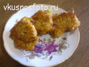 как приготовить драники из картофеля