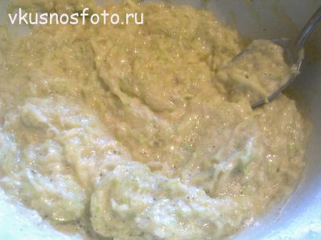 как приготовить кабачковые оладьи