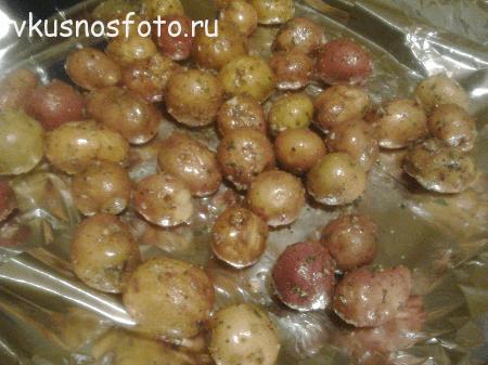 картошка мелкая