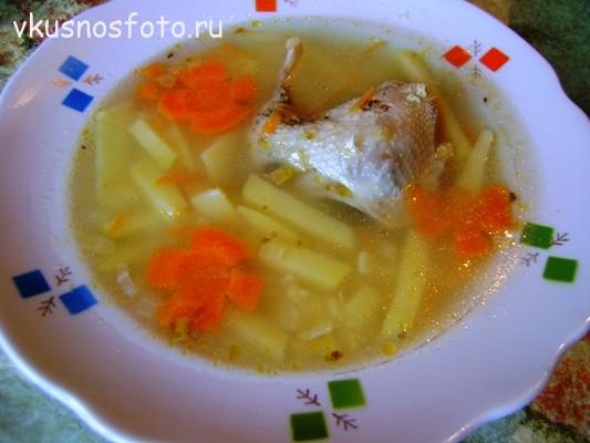 Пшенный суп рецепт