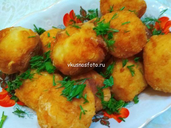 картофельные