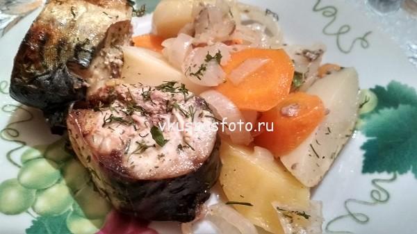 skumbriya-s-kartoshkoj-v-duhovke