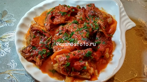 ryba-v-tomate-v-duhovke